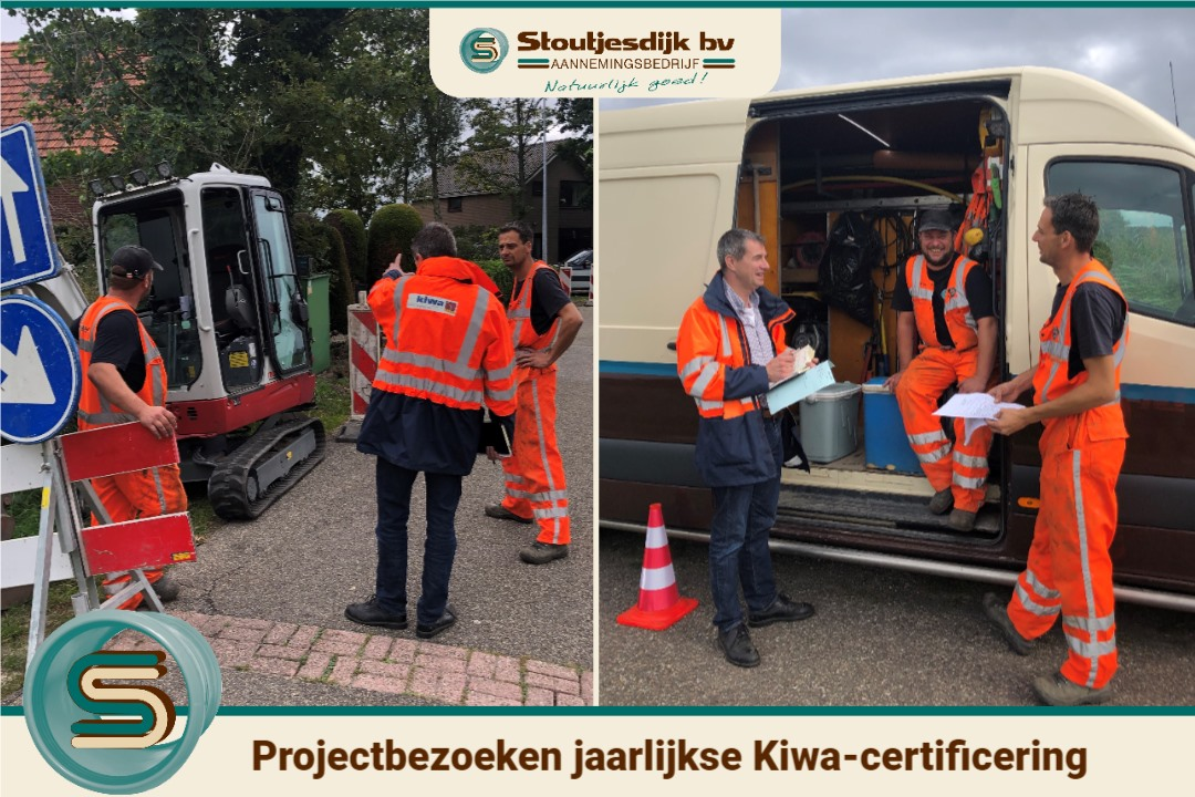 Succesvolle Kiwa audit
